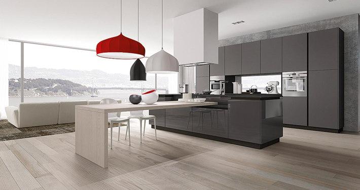 Bellamoli arredamenti cucine moderne - Arredo3 cucine moderne ...
